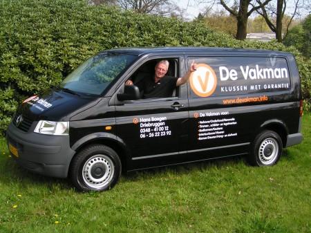 Isolatie door klusbedrijf Driebruggen | De Vakman Hans Baegen