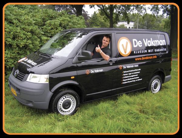 Klusbedrijf in Winsum | De Vakman