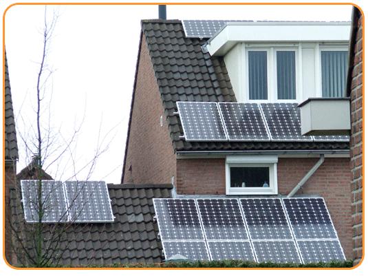 VROM zonnepanelen | De Vakman