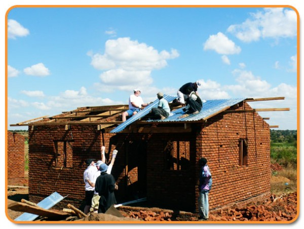 Peter Bindels in Malawi