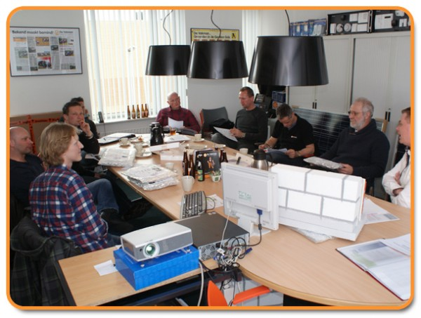 Training isolatie door Diamon Energy Solutions