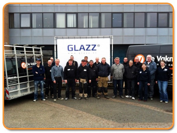 Training GLAZZ producten tuin