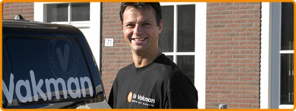 Een eigen klusbedrijf met De Vakman