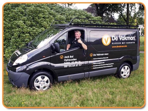 De Vakman Jack Bal | Klusbedrijf in Opheusden