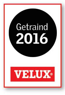 Deze Vakman is door VELUX getraind in 2016