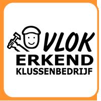 De Vakman Arjen Pronk geeft garantie conform de VLOK uitvoeringsvoorwaarden
