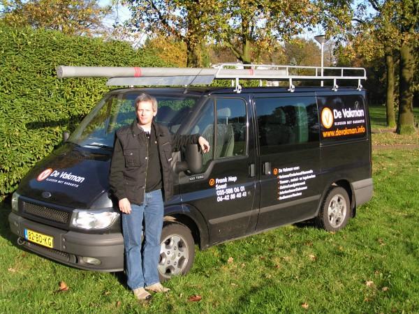 De Vakman Frank Nap | Klusbedrijf in Soest