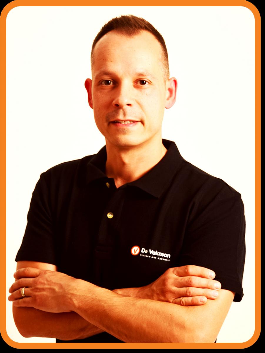 De Vakman Martijn Coors klusbedrijf in Reeuwijk
